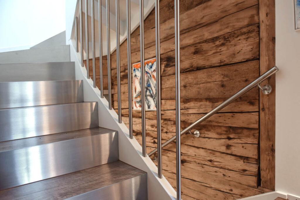 Wangen-Treppe